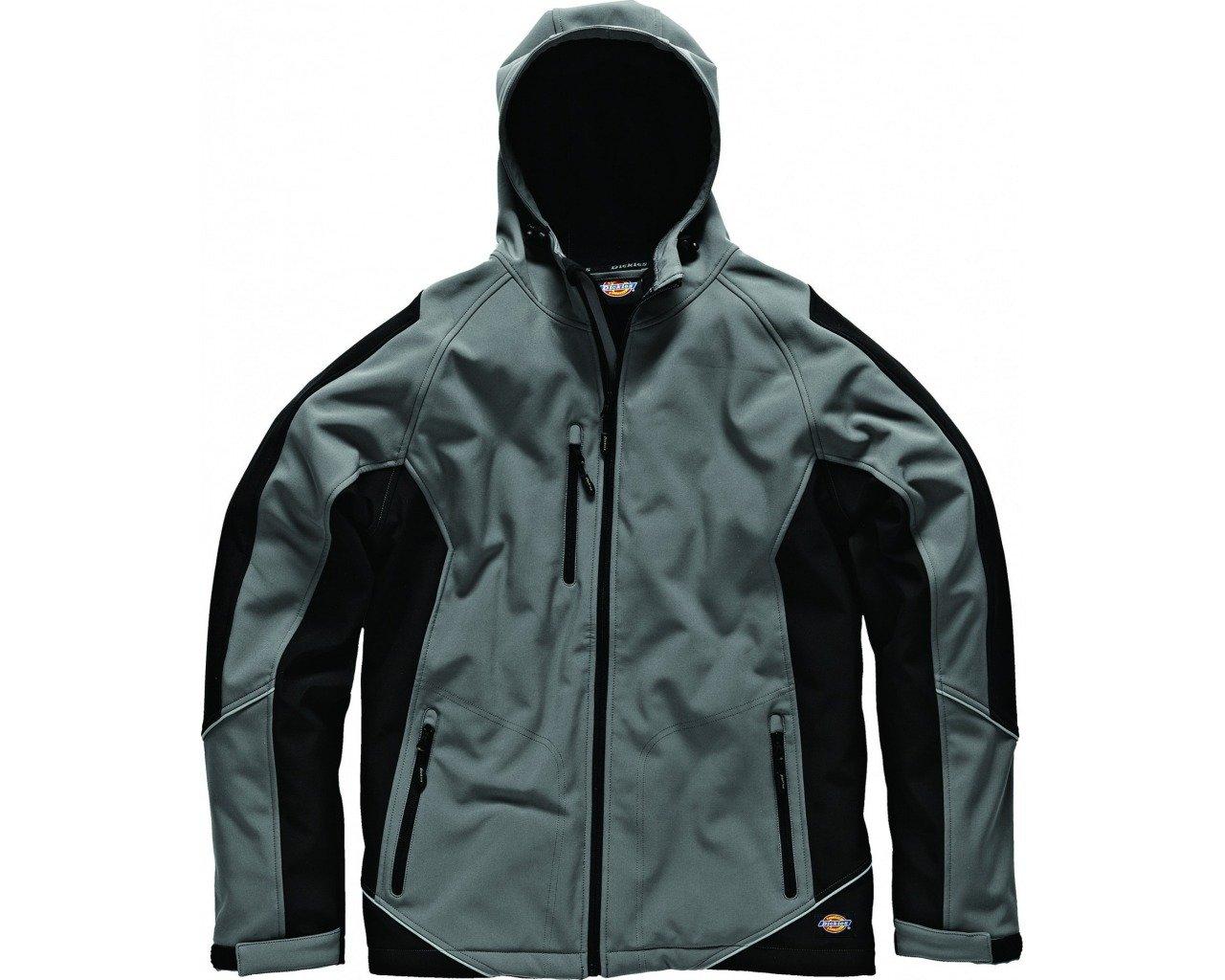 Dickies Two Tone Micro Fleece Navy /& Black Sizes S-XXXL