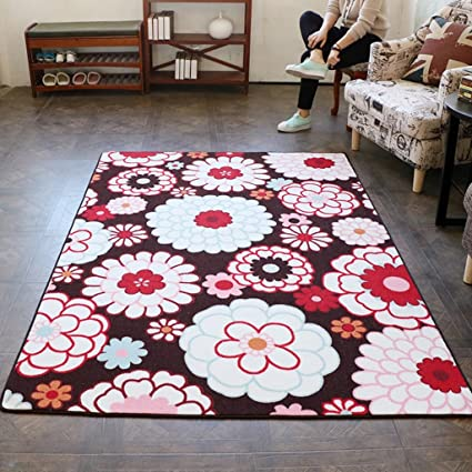 Amazon Home Rugs Living Room Bedroom Carpet Mat Country