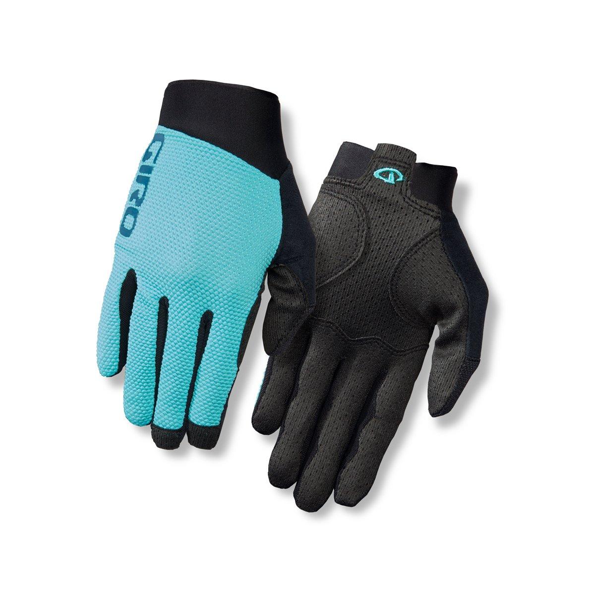 2f822f2a2b7437 Sport & Freizeit Handschuhe Giro Rivette Damen Fahrrad Handschuhe kurz  türkis grün/schwarz 2017
