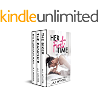 Her First Time: A Three Book Romance Collection
