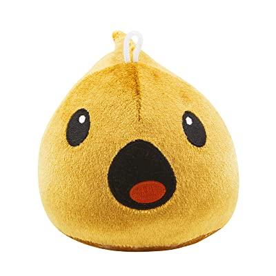 "Rancher Plush Gold Slime 4"" Mini Plush Collectable Soft Cuddly Plushy Toy: Toys & Games"