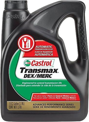 Castrol 03520C TRANSMAX DEX/MERC ATF