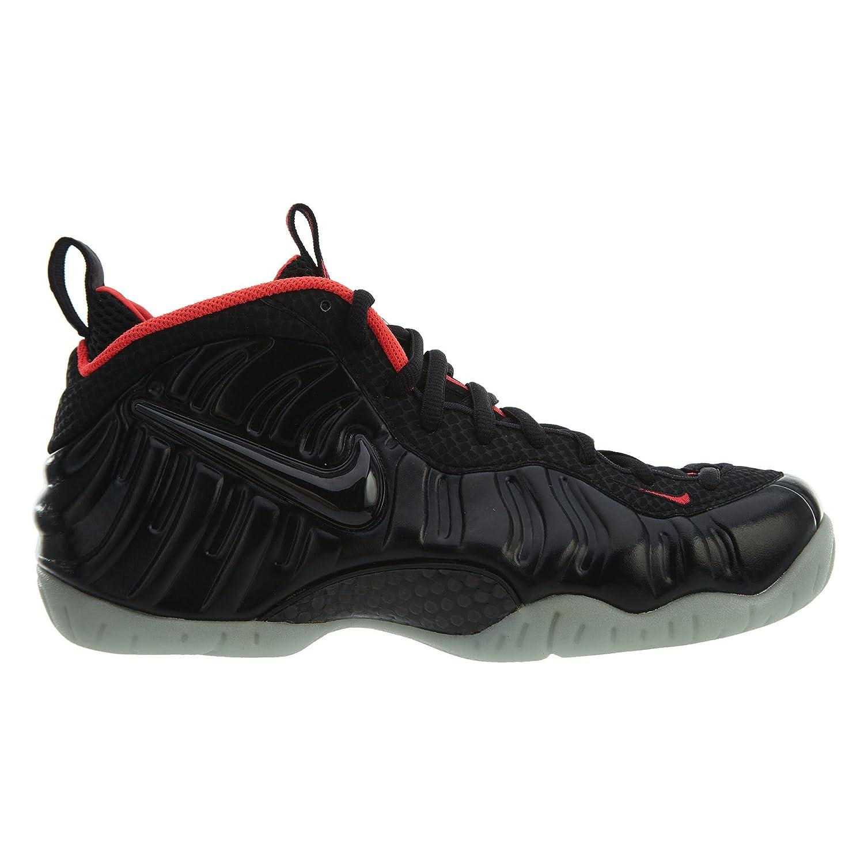 pretty nice 6a96e 67d6d Amazon.com   Nike Air Foamposite Pro PRM Yeezy Men s Shoes Black Black-Laser  Crimson 616750-001   Basketball