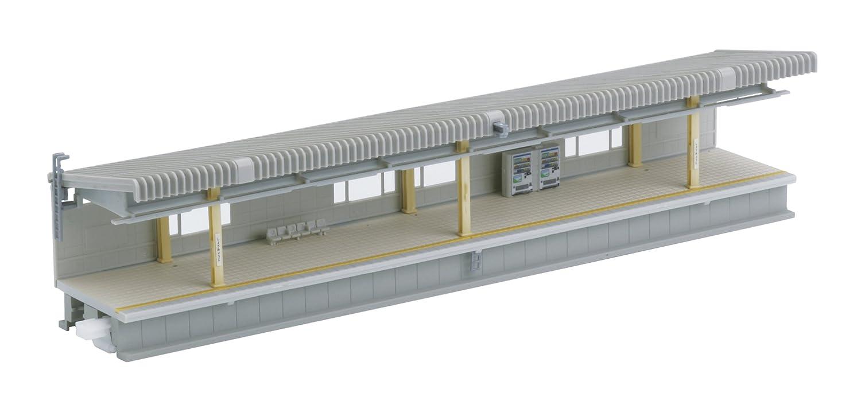 KATO Nゲージ 近郊形対向式ホームA 23-114 鉄道模型用品 B002OBA698