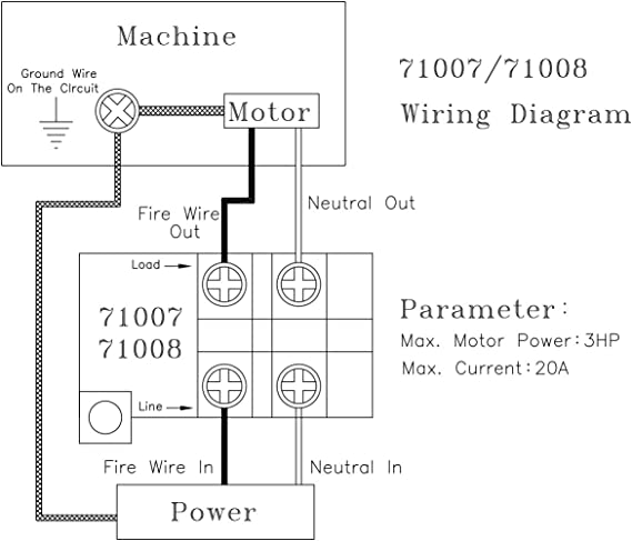 Wiring Diagram Install Switch For 220v 3
