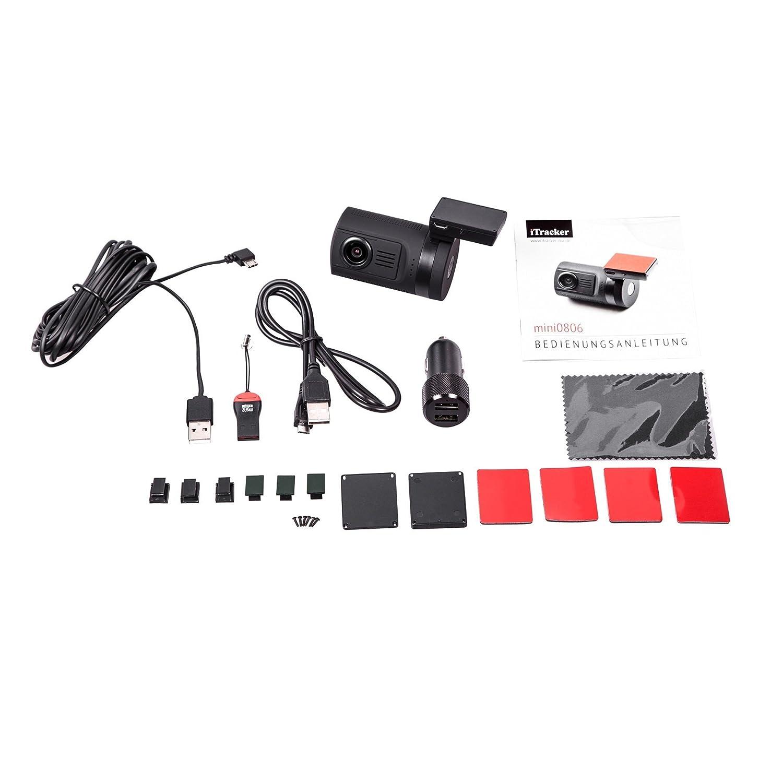 Dashcam iTracker mini0806-PRO Vergleich
