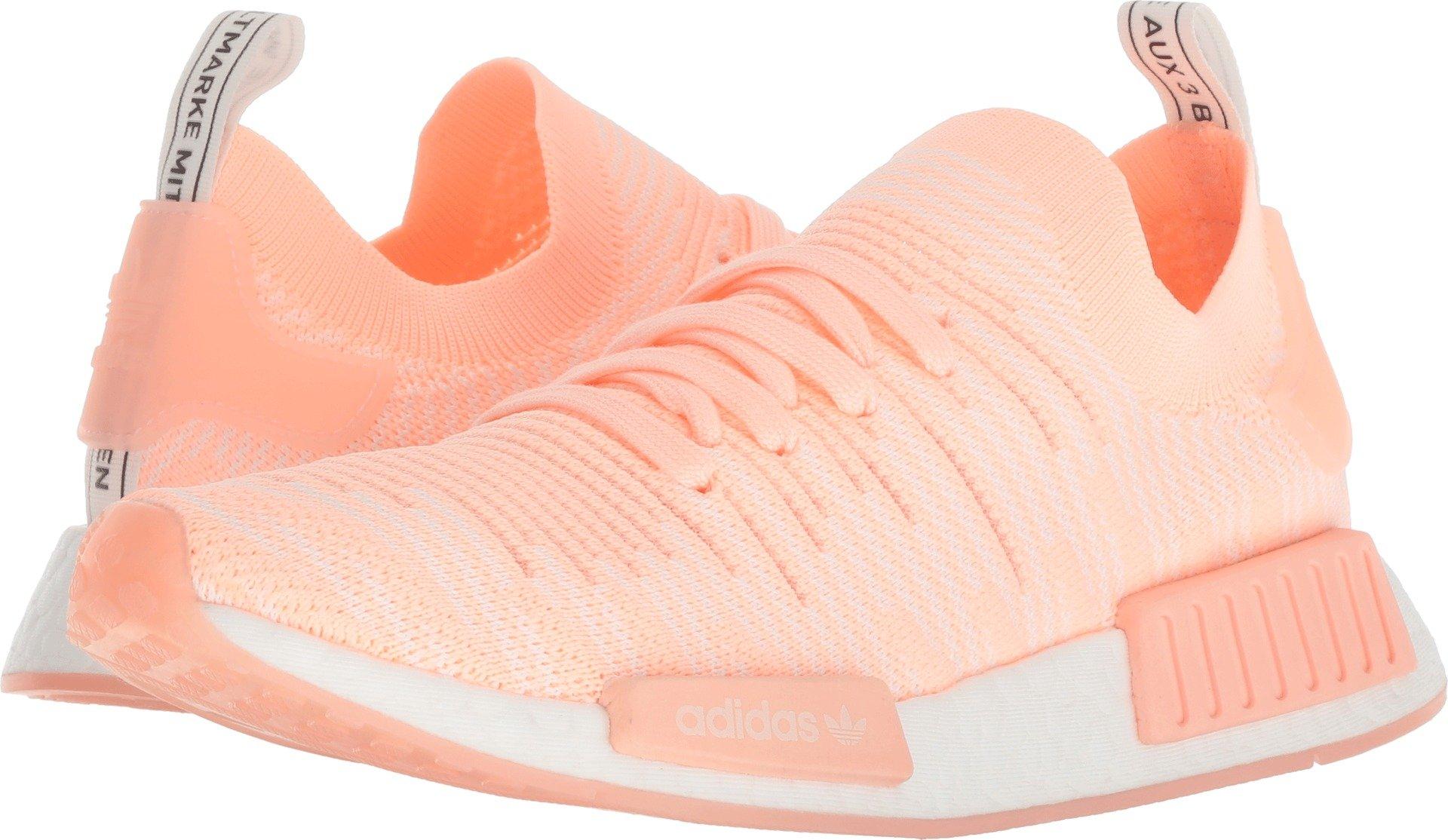 info for 0956c b0f67 Galleon - Adidas Originals Women s NMD R1 Pink Clear Orange Clear Orange Cloud  White 10 B US