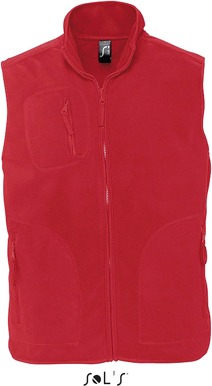 / Gilet in pile NORWAY SOLS Sol S/