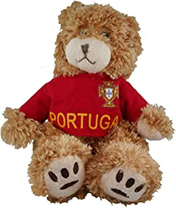 "Portugal Ronaldo #7 Big 18"" Large Jersey Bear New"
