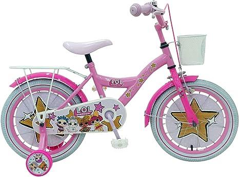 Bicicleta Niña Chica LOL Surprise16 Pulgadas Freno Delantero al ...