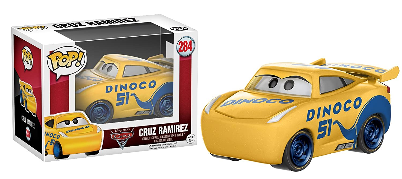 13237 Accessory Toys /& Games Disney Funko POP Disney Cars 3 Lightning McQueen Action Figure Funko Pop