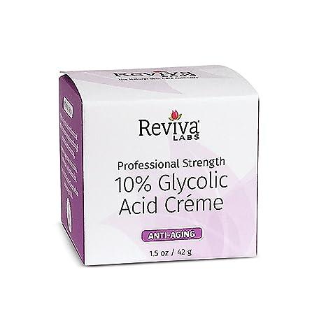 Reviva Labs 10% Glycolic Acid Cream -- 1.5 oz - Pack of 2 Sisley - Supremya -50ml/1.7oz