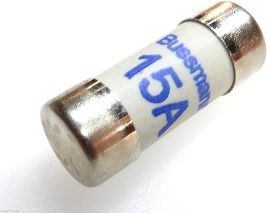 6x Mixed Fuses 5A 15A 30A Consumer Unit Cartidge Fuse BS1361 Spares 5 15 30 amp