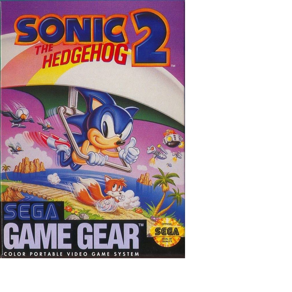 Amazon Com Sonic The Hedgehog 2 Video Games