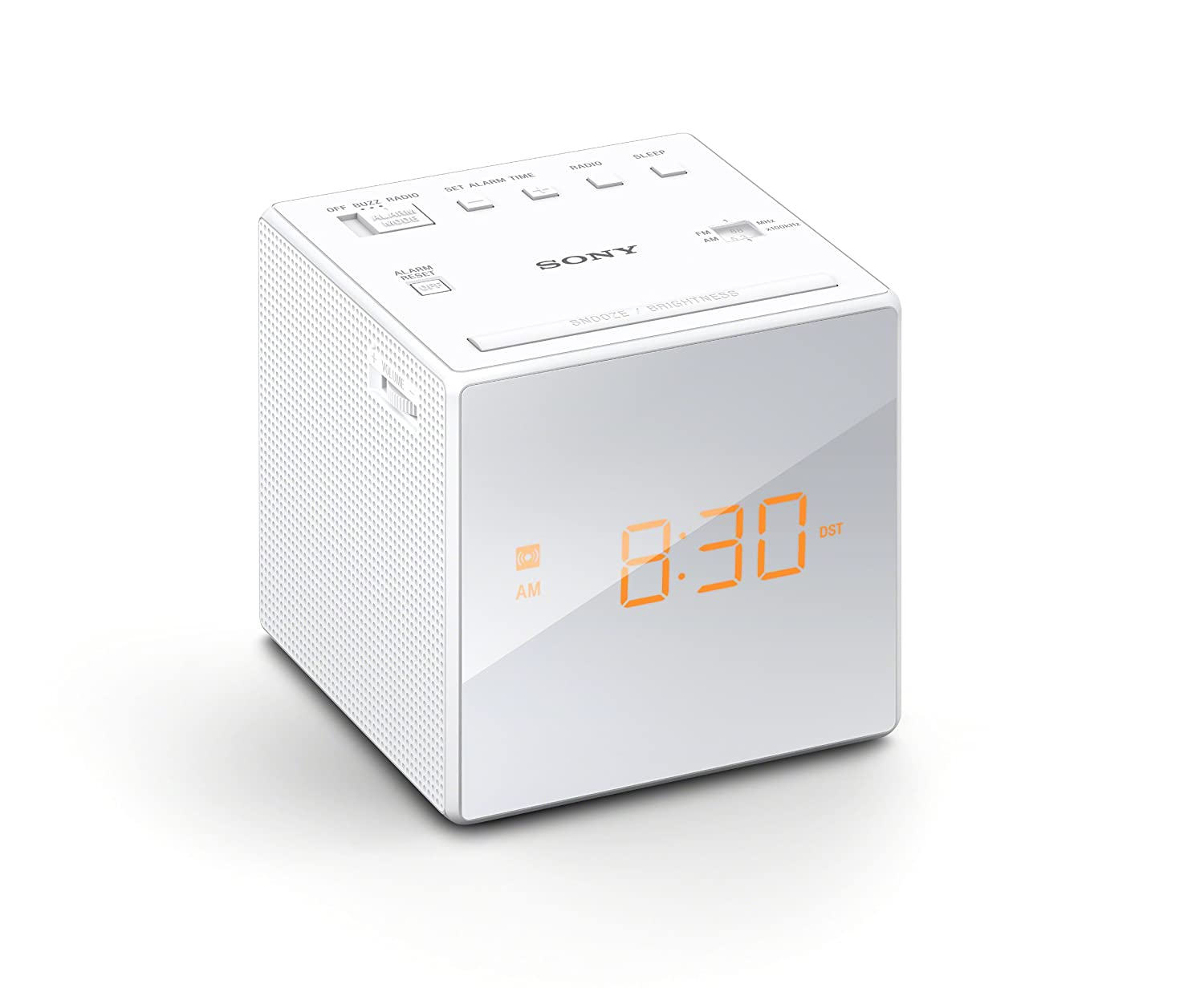 Sony ICFC-1 Alarm Clock Radio LED Black ICF-C1/BC3