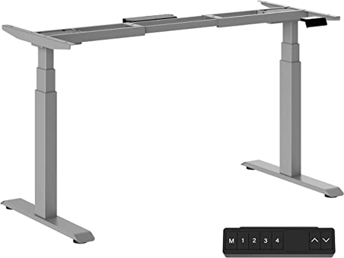 Akicon Electric Stand Up Desk Frame Workstation