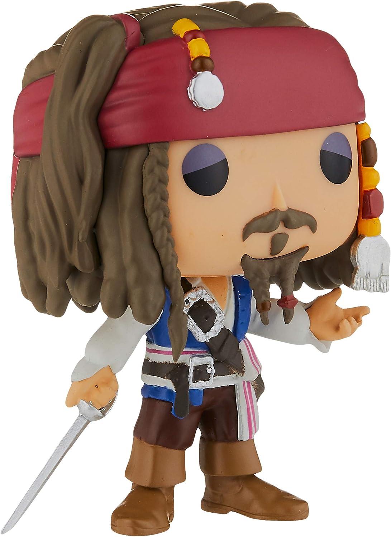 POP! Vinilo - Disney: Pirates: Jack Sparrow