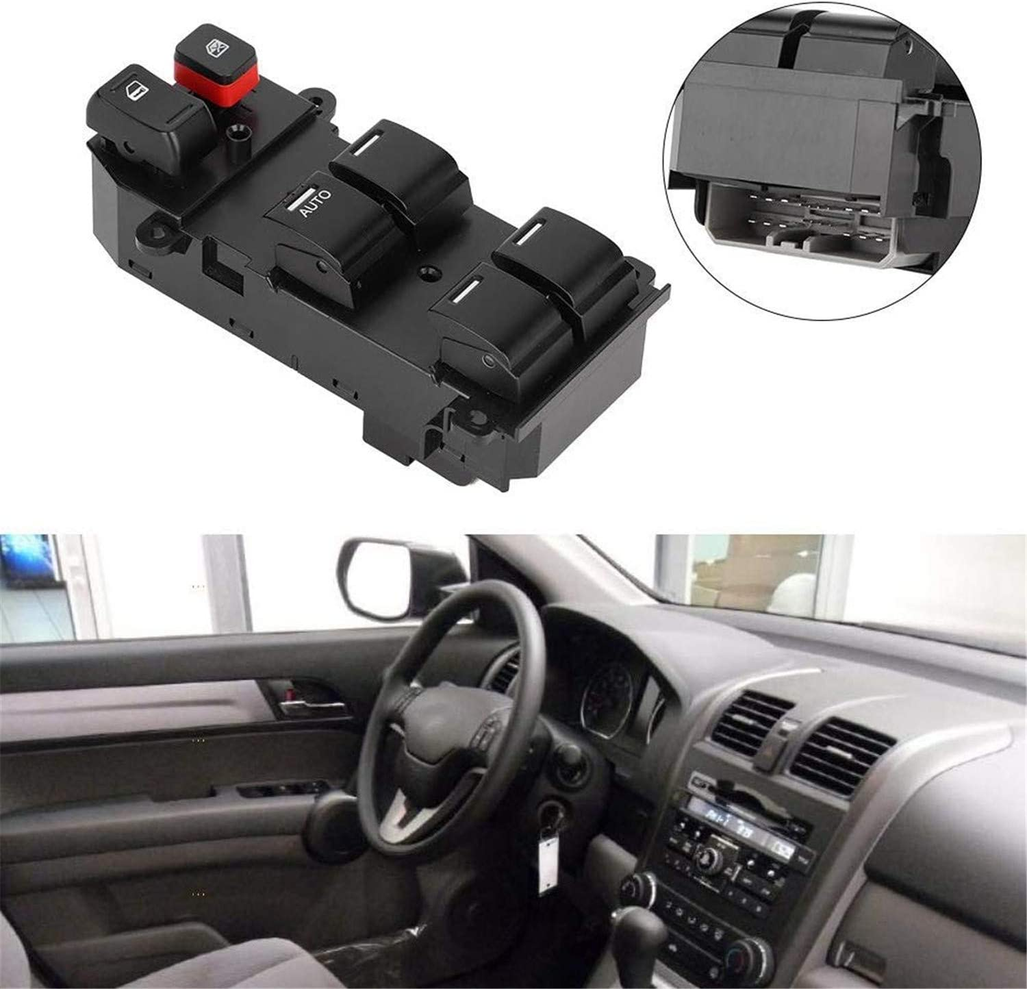 NEW Fit 2002-2006 Honda CR-V Electric Power Window Master Control Door Switch