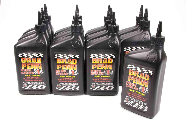 Brad Penn Oil 009-7766 75W90 HYPOID GEAR OIL by Brad Penn Oil