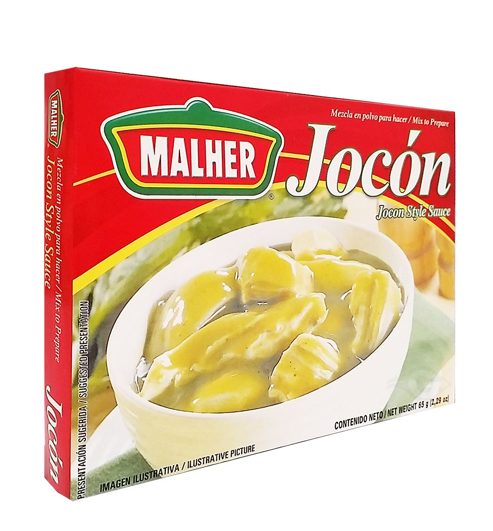 Amazon.com : Malher Jocon Mix 2.29 oz (Pack of 12) : Grocery & Gourmet Food