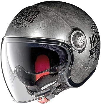 Casco jet Nolan N21 Visor MotoGP Legends