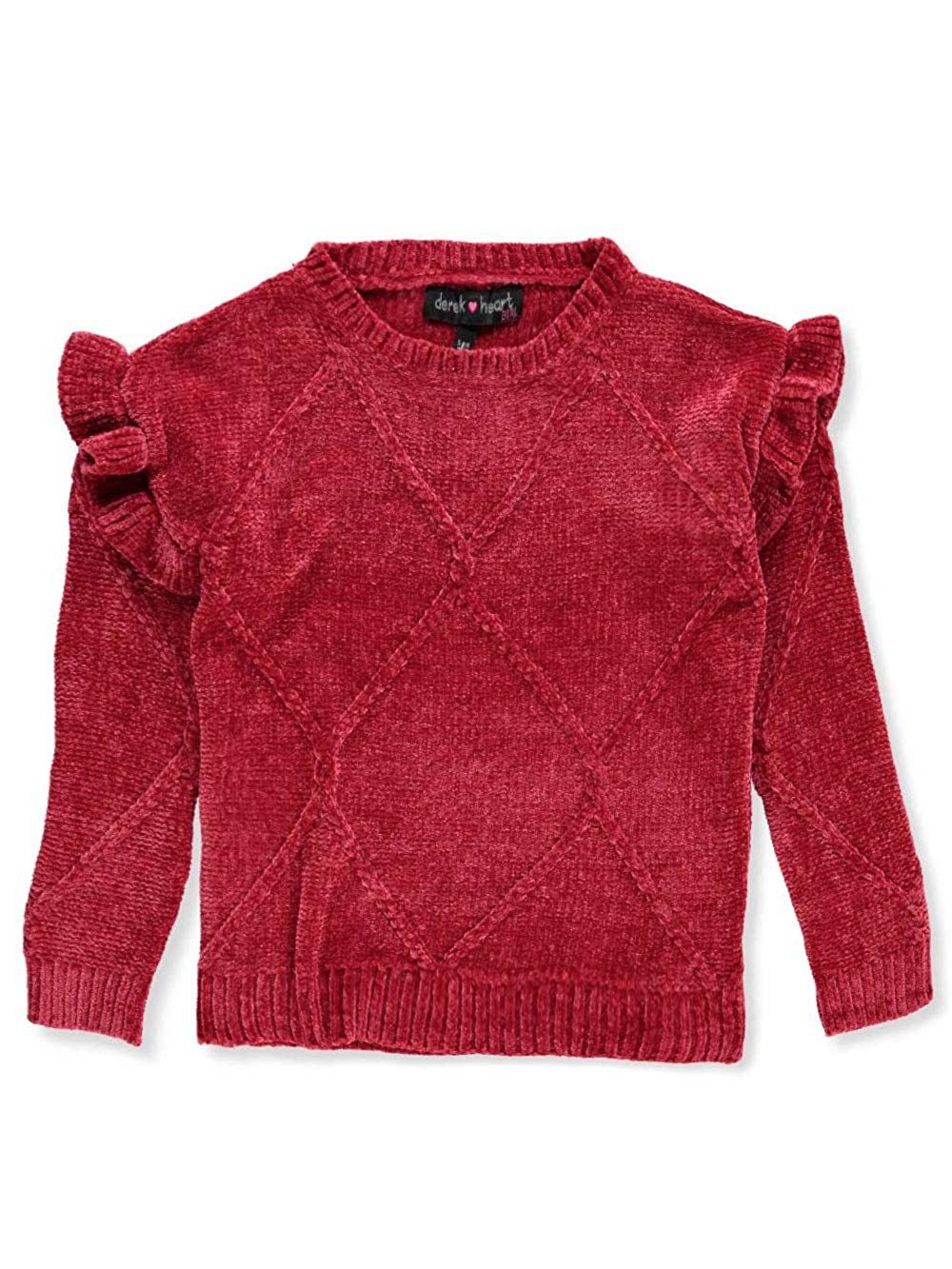 Derek Heart Girls' Sweater
