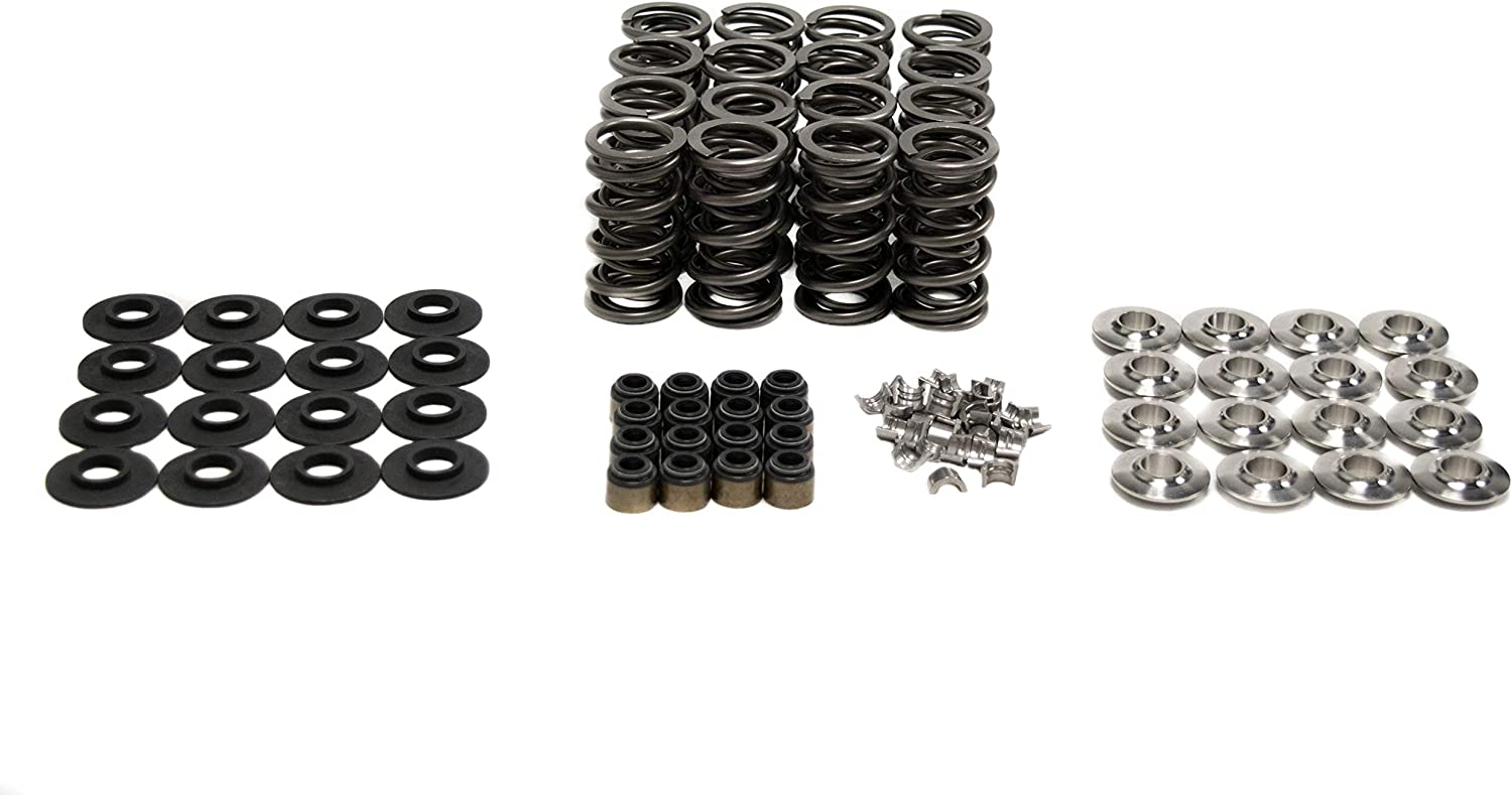 BTR Brian Tooley Turbo LS Stage 2 Cam Spring Kit with Steel Retainers and Chromoly Pushrods LS1 LS2 LS3 LQ4 LQ9 LM7 4.8 5.3 6.0 6.2