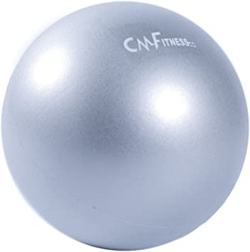 CM Fitness Pelota Pilates Antideslizante – 23cm (Gris): Amazon.es ...