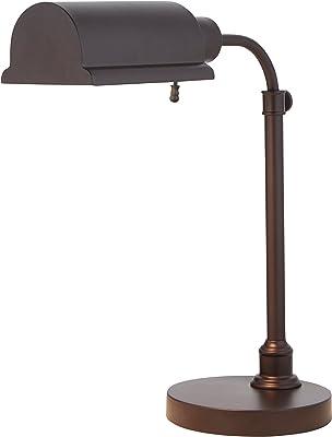 Ottlite K83g56 High Definition 13 Watt Wing Shade Table Lamp Black Desk Lamps Amazon Com