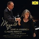 Mozart: Klavierkonzerte 20, KV 466 & 25, KV.503