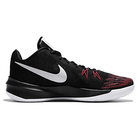 Amazon.com  Nike Zoom Evidence II EP  908978-006  Men Basketball Shoes Black Silver-Red   Health   Personal Care be49e1e10