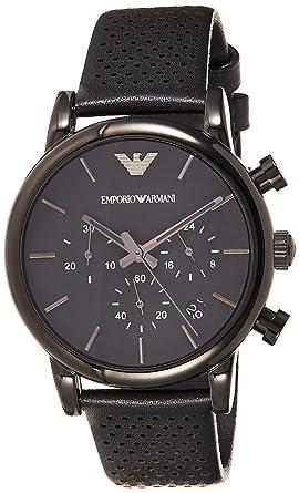 qualité supérieure esthétique de luxe inégale en performance Emporio Armani Montre Homme AR1737
