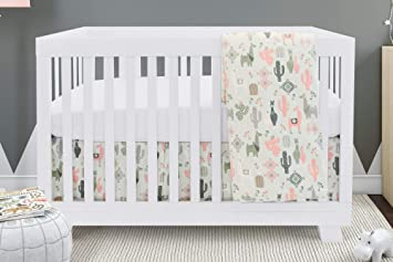 Amazoncom Boobeyeh Design Baby Crib Bedding For Girls And Boys