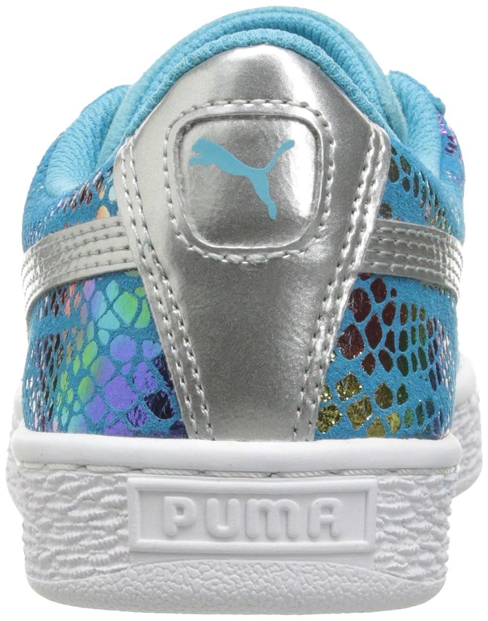 Puma Kid) Suede Sport Lux Kids Turnschuhe (Big Kid) Puma d13355