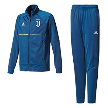 Adidas Juventus PES Y, survêtement Enfant, bébé, Juventus PES Y, Blu ... 2d6a1d1ad5c8