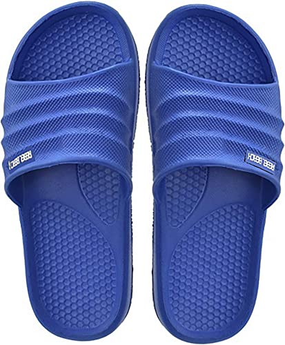 Rebel Beach Adults Mens and Ladies Beach Shoes Summer Lightweight EVA Flip Flops