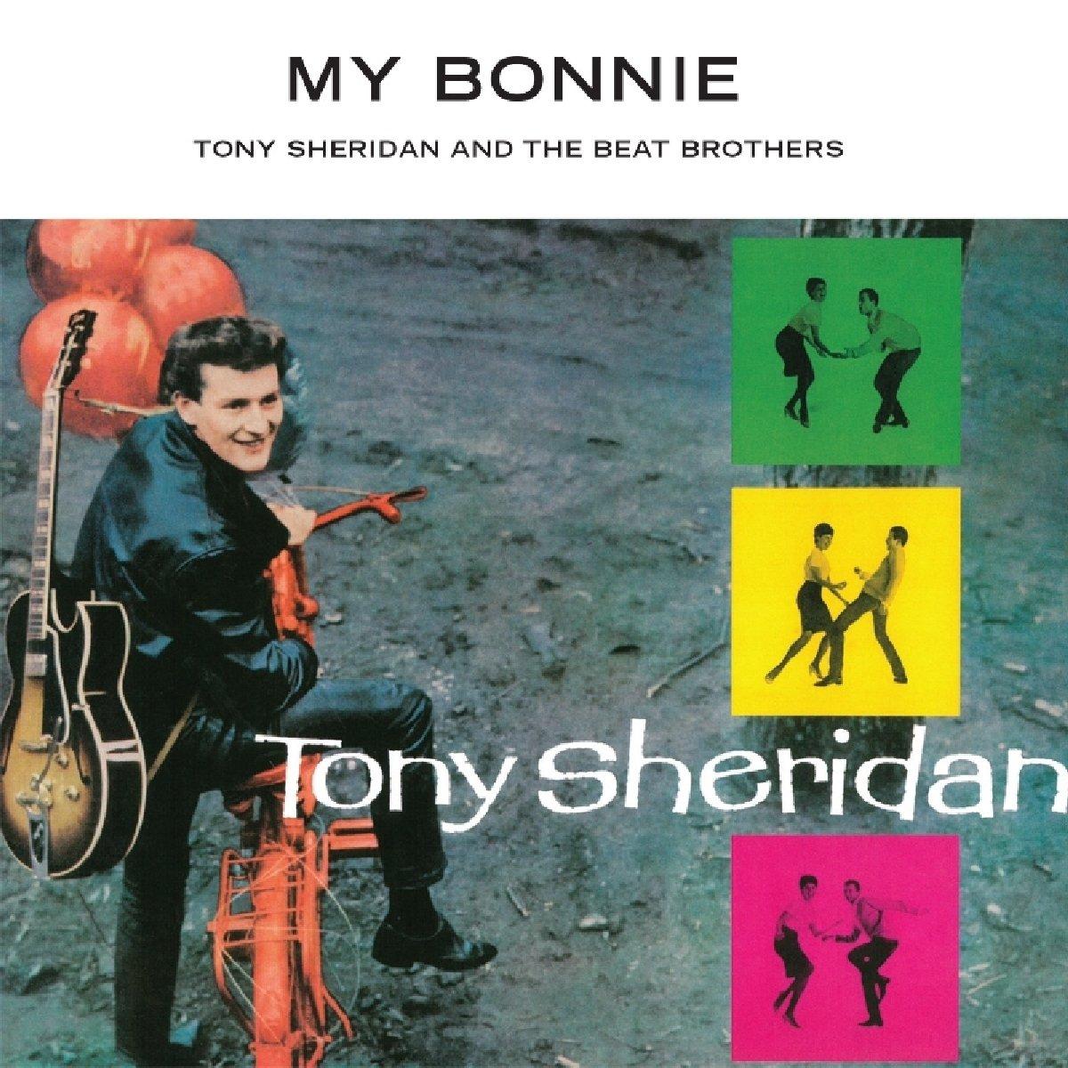 CD : Tony Sheridan - My Bonnie (United Kingdom - Import)