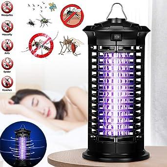 JIJI886 Mosquito Lampe gegen Mücken, elektronisch, für ...