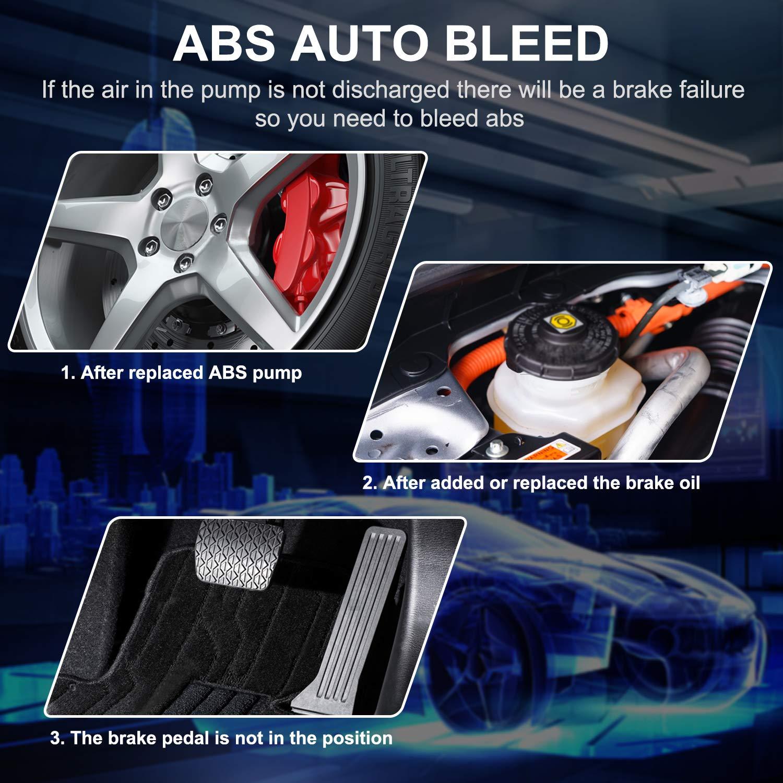 Amazon.com: FOXWELL NT630 Elite OBD2 Escáner ABS SRS Lector ...