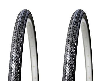 2x Cubierta Antipinchazos Neumatico de Rueda de 700 x 35C para Bicicleta 3208ng_2: Amazon.es: Deportes y aire libre