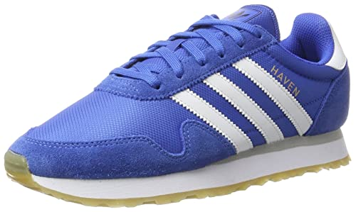 adidas Originals Sneaker Haven Leather weiß Leder Damen