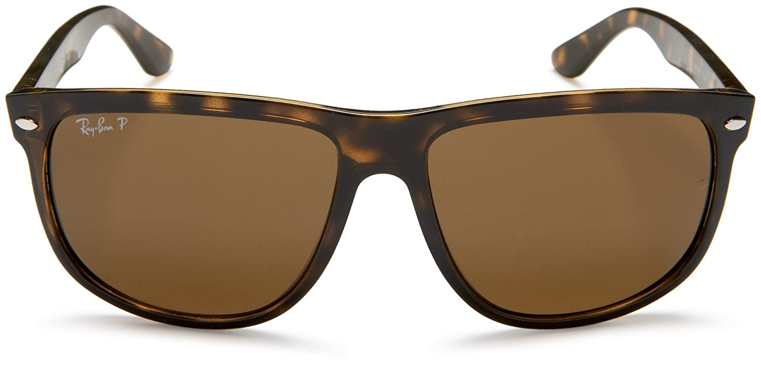 4f3997a7cb6 Ray-Ban RB4147 - Light Havana Frame Crystal Brown Polarized Lenses 60mm  Polarized  Amazon.com.au  Fashion
