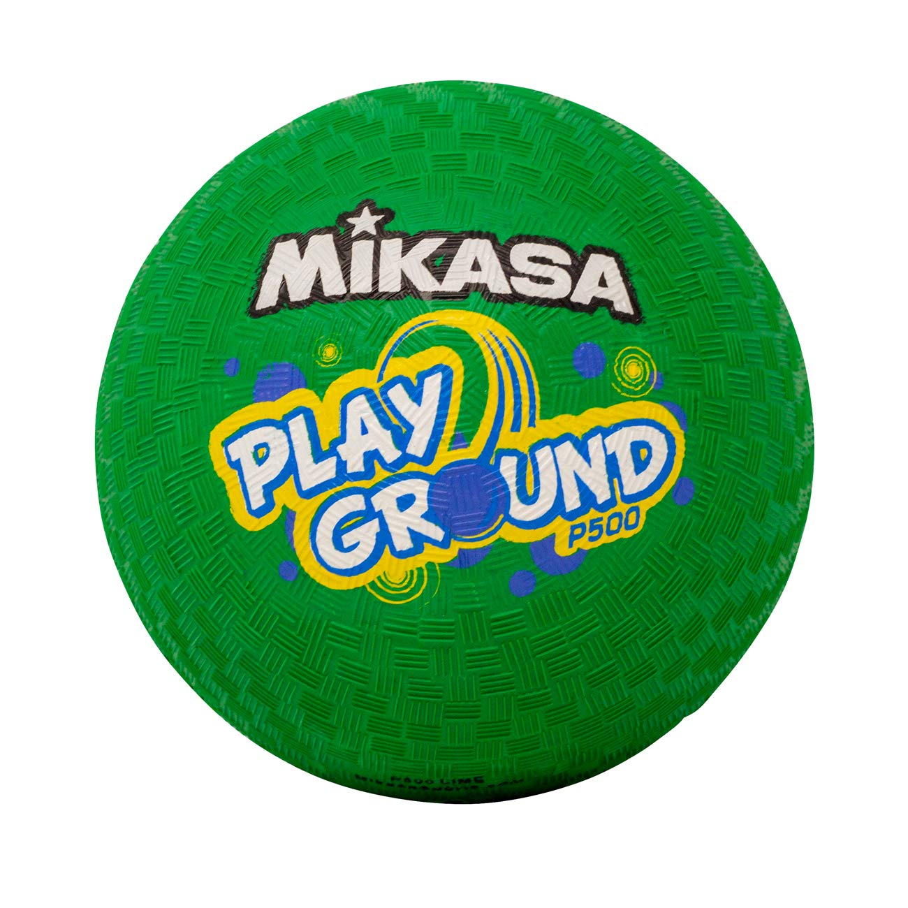 Mikasa Playground Ball (Lime, 5-Inch) by Mikasa Sports