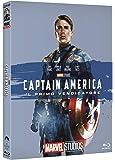 Captain America Il Primo Vendicatore 10° Anniversario Marvel Studios brd