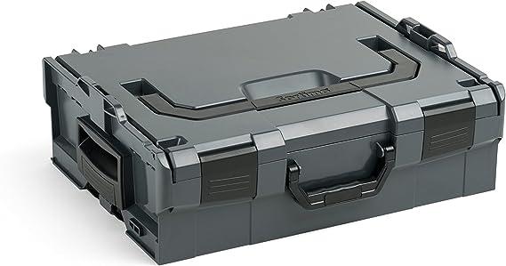 Bosch Sortimo L Boxx 136  Tamaño 2  Profesional Herramientas   Caja de Herramientas Vacío Plástico   Ideale Herramienta Organizador Box: Amazon.es: Bricolaje y herramientas