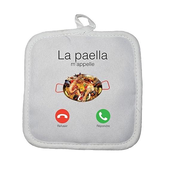 Mygoodprice manopla Guante de Cocina Paella M appelle: Amazon.es ...