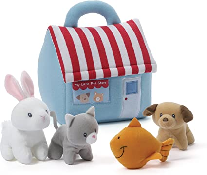 Baby Gund My Little Farm Playset CLOSE-OUT