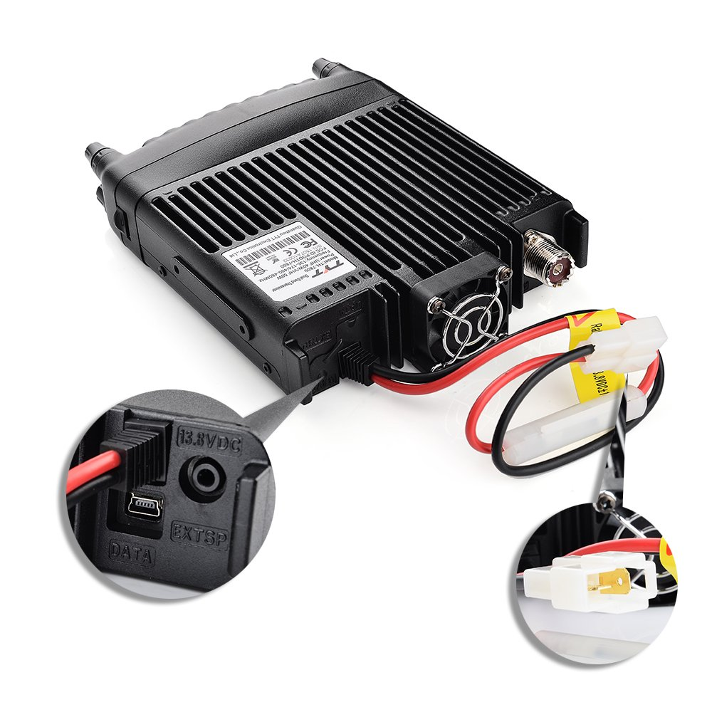 TYT TH-7800 50W Dual Band Dual Display Repeater Car Truck Ham Radio by TYT (Image #6)