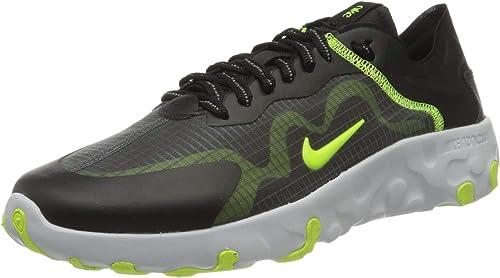 Nike Herren Renew Lucent Sneaker, BlackWhite Gunsmoke