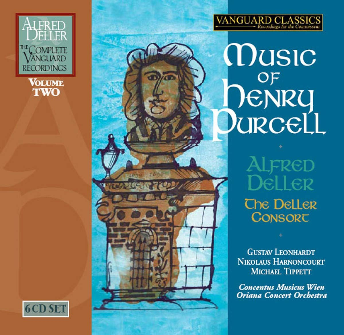 Comp 5% OFF Vanguard Recordings 2: Henry Purcell Fresno Mall Music of